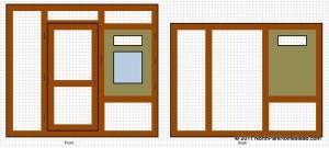 Coop Design in Excel